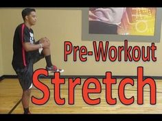 Add this stretching routine to your workouts or prior to a game. Get all your ba… Add this stretching routine to your workouts or prior to a game. Get all your basketball needs at. Basketball Stretches, Basketball Practice, Basketball Workouts, Fit Girl Motivation, Fitness Motivation, Pre Workout Stretches, Stretching Workouts, Workout Tips, Dynamic Stretching