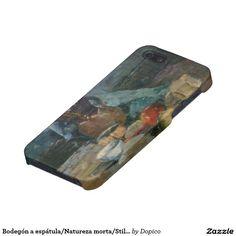 Bodegón a espátula/Natureza morta/Still life iPhone 5 Carcasa