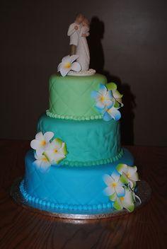Cake Appeal Hawaiian Wedding Cake