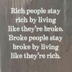rich people vs poor people essay Poor and rich - the facts share article:  will take up a lot more space than that of a large number of people in a poor community – or the poor world.