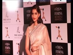 Sonam Kapoor @ Femina Women Awards 2014.