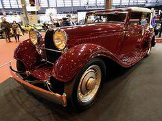 Bugatti Type 46 S : Rétromobile 2014 : les plus belles voitures de collection - Linternaute.com Automobile