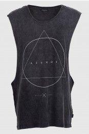 Look's like Mick's singlet in the house party scene!  AFENDS!    STATION PLAY - FASHION SINGLET
