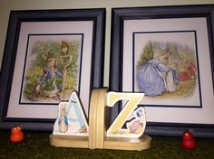 """Pictures """"Peter Rabbi"""" by """"Beatrix Potter"""""""