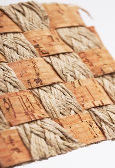 Naturtex A-1462 - Naturtex s.l.-A woven textile from natural materials