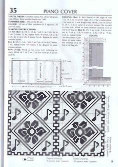 Ondori Crochet Mesh - 12345 - Álbumes web de Picasa
