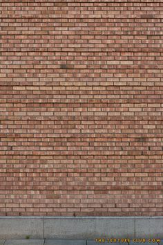 Decorative brick wall texture