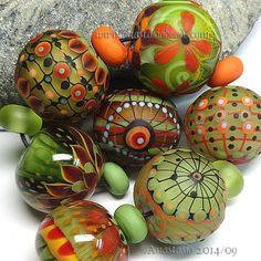 ANASTASIA-lampwork-beads-7-ENCHANTED-GARDEN-SRA