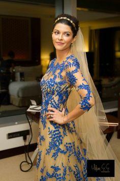 Non traditional wedding dress | Abba Atiku Abubakar & Mariana Purobeach Conrad Dubai Wedding | Udimee Photgraphy | BellaNaija Weddings 013