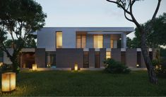 Country house in the village by Alexandra Fedorova 07