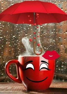 Morning Pictures, Good Morning Images, Good Morning Quotes, Good Morning Massage, Good Morning Coffee, I Love Coffee, My Coffee, Coffee Break, Bisous Gif