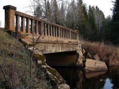 Abandoned Bridge   Flickr - Photo Sharing!