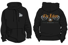 The Eolian Bar Hoodie – The Tinker's Packs
