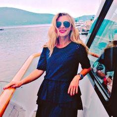 Superyacht Charter, Short Sleeve Dresses, Dresses With Sleeves, Fashion, Moda, Sleeve Dresses, Fashion Styles, Gowns With Sleeves, Fashion Illustrations