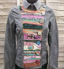 upcycled jakets - Google Search