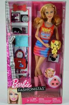 2011 SUMMER FASHIONISTAS (ring front) dog / pup / pet / PUPPY FRIENDS SUMMER BARBIE DOLL INTL FOREIGN CANADIAN RING FOR U | eBay