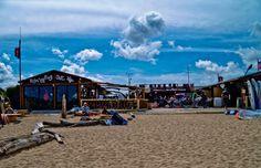# Rupi's Chillin'out, summer 2012 @ Barrabisa beach, Porto Pollo