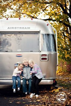 """Curious about our back story? How did we go from a suburban """"normal"""" family to living in an Airstream traveling the country? Check it out!"""
