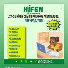 Instagram post by Aprenda a aprender Português • Jul 19, 2020 at 10:07pm UTC Learn Brazilian Portuguese, Learning, Instagram Posts, Preschool, Studying, Teaching, Onderwijs