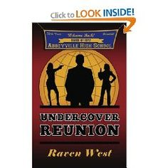 Announcing the re-release of Undercover Reunion, now in PRINT and Kindle ebook on Amazon.com!