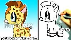 Image result for fun 2 draw animals