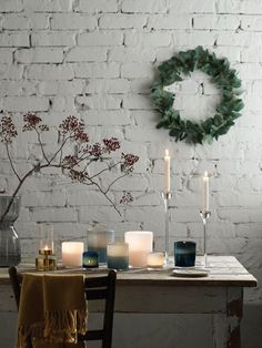 #winter #trends #decorationideas #candlelight #candleholder #interior #design #skandi #scandinavian  #style #home