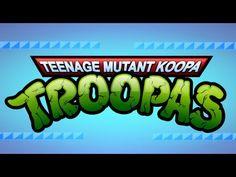 The Teenage Mutant Koopa Troopas - http://www.dravenstales.ch/the-teenage-mutant-koopa-troopas/