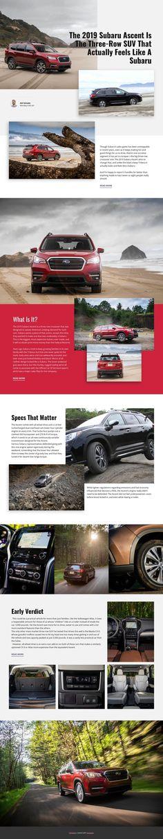 Subaru Html Template Web Design Inspiration, Design Ideas, Business Web Design, Joomla Templates, Responsive Web Design, Site Design, Business Website, Wordpress Theme, Editor