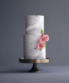 7 Fabulous And Amazing Marble Cake Ideas For You. Buttercream Cake, Fondant Cakes, Cupcake Cakes, Marble Cake, Pretty Cakes, Beautiful Cakes, Wedding Cake Designs, Wedding Cakes, Wedding Gowns