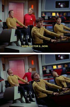 Gute Schauspieler brauchen keine Special Effects