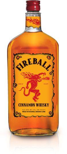 Fireball Whisky recipe  GINGERBREAD MAN .5 oz Fireball Whisky .5 oz Irish cream .5 oz butterscotch schnapps Chill and strain ingredients into a shot glass and enjoy.