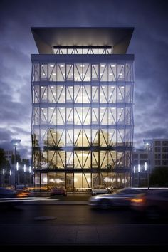 CGarchitect - Professional 3D Architectural Visualization User Community | Office Building / Warsaw / Poland