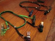 How To Make A Waterfowl Call Lanyard 1/3