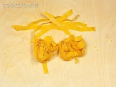 Pappardelle fatte a mano