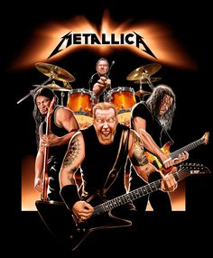Music Metallica 2463x2993px >