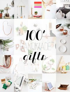 Searching for DIY gifts to make for friends and family?! We've spent hours searching for projects...
