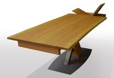 Buffet, Table, Furniture, Home Decor, Self, Cherry Tree, Wood Slab, Moving Out, Cherries