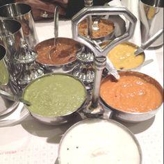 South Indian Chutneys