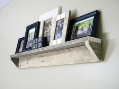 Wall Shelf Shelves Wood Wall Shelf Christmas by JNMRusticDesigns, $45.00