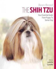 The Shih Tzu: Your Essential Guide from Puppy to Senior Dog
