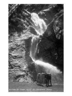 Bottom of Seven Falls