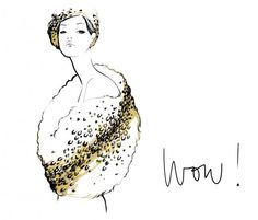 garance doré - love the hand of this artist. breezy & effortless illustrations   (read: confident)