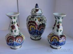 Delft, Jar, Home Decor, Decoration Home, Room Decor, Home Interior Design, Jars, Glass, Home Decoration