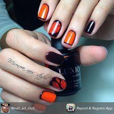 #nails#ногти_осенние#