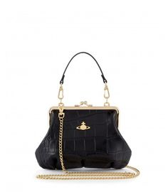 647c328afb Vivienne Westwood Black Beaufort #Bag 3655 #women Vivienne Westwood Bags, Crocodile  Handbags,