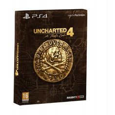 Uncharted 4 A Thief's End Special Edition PS4 Game   http://gamesactions.com shares #new #latest #videogames #games for #pc #psp #ps3 #wii #xbox #nintendo #3ds
