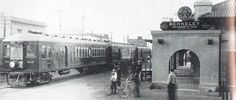 Vintage photograph from Berkeley, California USA Berkeley California, California Usa, East Bay Area, Vintage Photographs, Historical Photos, The Past, Southern, Street View, Train