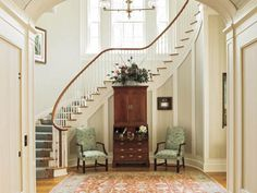 #WindowsMilwaukeeReplacement Arched Stairs