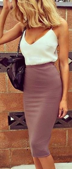 Inspiration look Day to night : Date Night Outfit