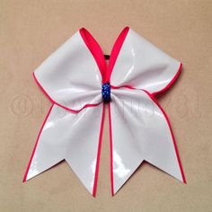 Bowtique781.etsy.com:  Autograph Cheer Bows make great end of the season gifts!  Capture memorable sayings from your cheerleading team or get their autographs to create an everlasting and sentimental bow!